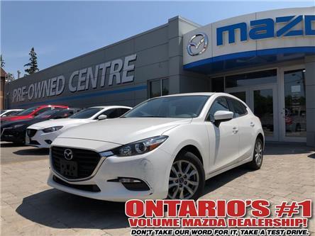 2017 Mazda Mazda3 Sport GS (Stk: P2445) in Toronto - Image 1 of 18