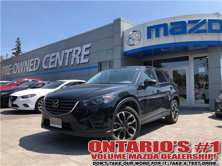 2016 Mazda CX-5 GT (Stk: P2439) in Toronto - Image 1 of 20