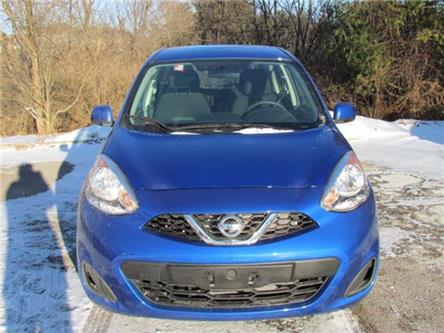 2019 Nissan Micra SV (Stk: RY192002) in Richmond Hill - Image 1 of 5