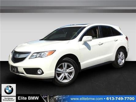 2015 Acura RDX Base (Stk: 13031A) in Gloucester - Image 1 of 21