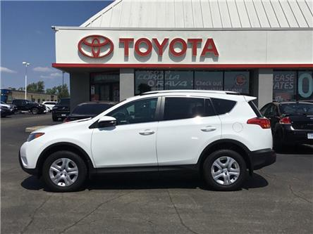 2015 Toyota RAV4  (Stk: 1903891) in Cambridge - Image 1 of 17