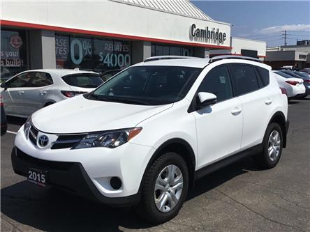 2015 Toyota RAV4  (Stk: 1903891) in Cambridge - Image 2 of 17