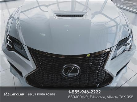 2020 Lexus RC F Base (Stk: LL00001) in Edmonton - Image 2 of 22