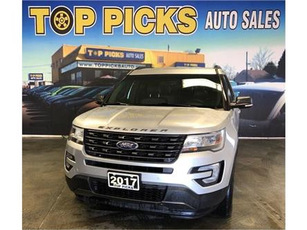 2017 Ford Explorer XLT (Stk: A95571) in NORTH BAY - Image 1 of 30