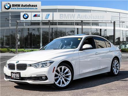 2016 BMW 328i xDrive (Stk: P9059) in Thornhill - Image 1 of 30