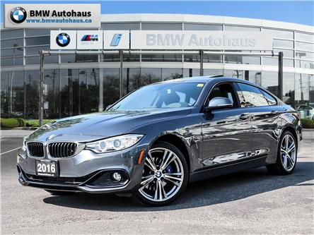 2016 BMW 428i xDrive Gran Coupe (Stk: P9063) in Thornhill - Image 1 of 32