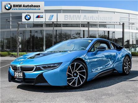 2016 BMW i8 Base (Stk: P9064) in Thornhill - Image 1 of 25