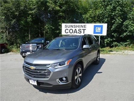 2020 Chevrolet Traverse 3LT (Stk: TL109625) in Sechelt - Image 1 of 26