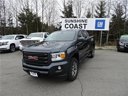 2019 GMC Canyon All Terrain w/Cloth (Stk: GK193444) in Sechelt - Image 1 of 25