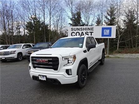 2019 GMC Sierra 1500 Elevation (Stk: GK198643) in Sechelt - Image 1 of 22