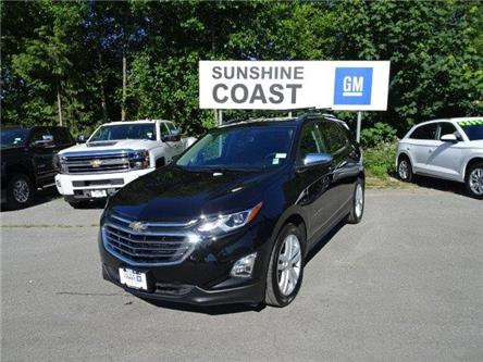 2019 Chevrolet Equinox Premier (Stk: TK252314) in Sechelt - Image 1 of 26