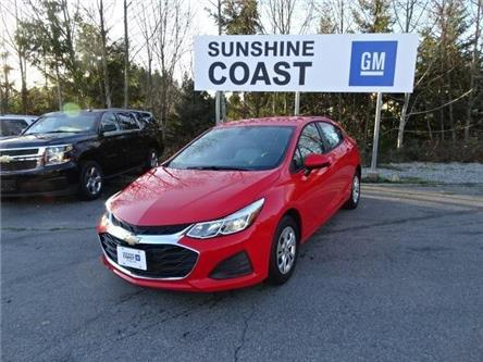2019 Chevrolet Cruze LS (Stk: EK548995) in Sechelt - Image 1 of 15