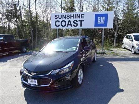 2018 Chevrolet Cruze LT Auto (Stk: EJ574990) in Sechelt - Image 1 of 20
