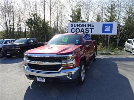 2018 Chevrolet Silverado 1500 1LT (Stk: CJ567086) in Sechelt - Image 1 of 19