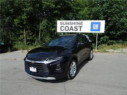 2019 Chevrolet Blazer 3.6 True North (Stk: TK670799) in Sechelt - Image 1 of 25