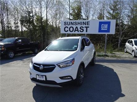 2019 Buick Encore Sport Touring (Stk: NK705923) in Sechelt - Image 1 of 21