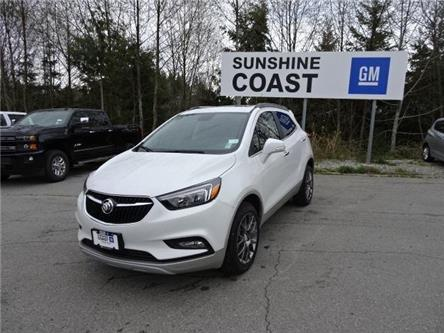 2019 Buick Encore Sport Touring (Stk: NK815593) in Sechelt - Image 1 of 22