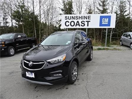 2019 Buick Encore Sport Touring (Stk: NK816680) in Sechelt - Image 1 of 22
