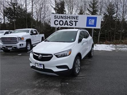 2019 Buick Encore Preferred (Stk: NK798034) in Sechelt - Image 1 of 17