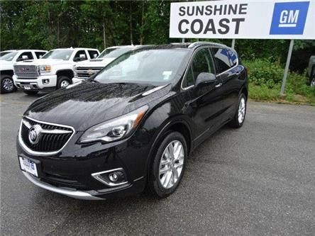 2019 Buick Envision Premium I (Stk: NK095962) in Sechelt - Image 1 of 17