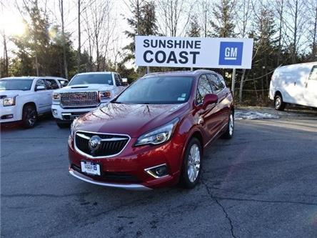 2019 Buick Envision Premium II (Stk: NK072311) in Sechelt - Image 1 of 27