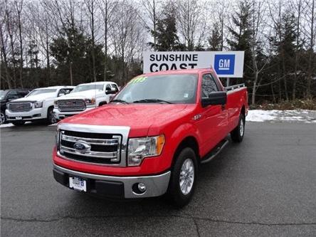 2013 Ford F-150 XL (Stk: SC0012) in Sechelt - Image 1 of 16