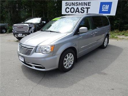 2015 Chrysler Town & Country Touring (Stk: SC0093A) in Sechelt - Image 1 of 17