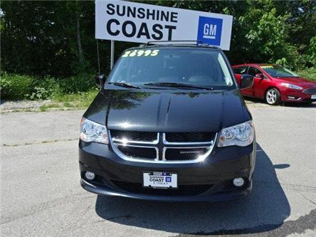 2018 Dodge Grand Caravan Crew (Stk: SC0079) in Sechelt - Image 2 of 13