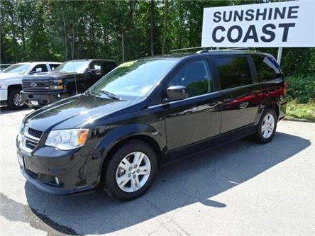 2018 Dodge Grand Caravan Crew (Stk: SC0079) in Sechelt - Image 1 of 13
