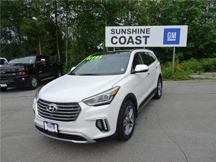 2018 Hyundai Santa Fe XL Ultimate (Stk: SC0074) in Sechelt - Image 1 of 24