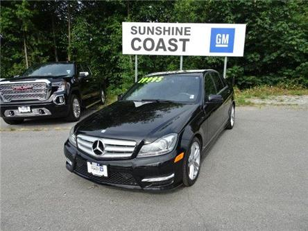 2013 Mercedes-Benz C-Class Base (Stk: SC0081B) in Sechelt - Image 1 of 19