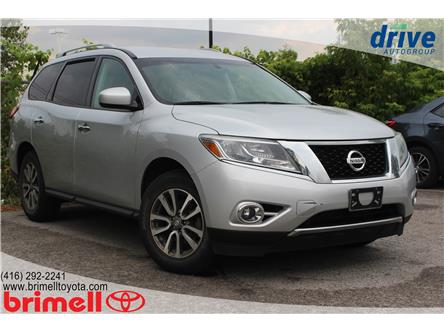 2013 Nissan Pathfinder SV (Stk: 196733A) in Scarborough - Image 1 of 5