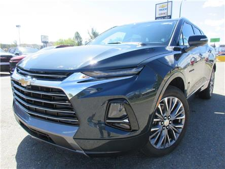2019 Chevrolet Blazer Premier (Stk: 1N89255) in Cranbrook - Image 1 of 28