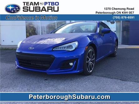 2018 Subaru BRZ Sport-tech (Stk: S3561) in Peterborough - Image 1 of 19