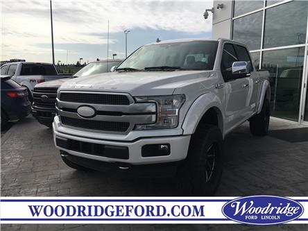 2019 Ford F-150 Platinum (Stk: K-1190) in Calgary - Image 1 of 7