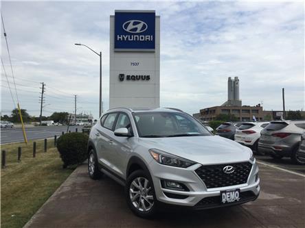 2019 Hyundai Tucson Preferred (Stk: 185382) in Markham - Image 1 of 27