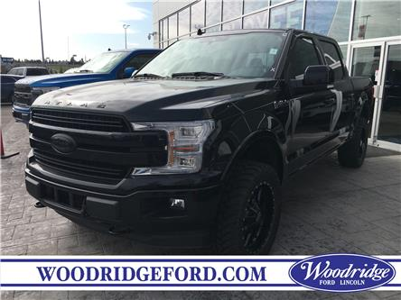2019 Ford F-150 Lariat (Stk: K-1498) in Calgary - Image 1 of 4