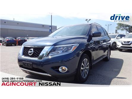 2016 Nissan Pathfinder SV (Stk: KC584447A) in Scarborough - Image 1 of 21