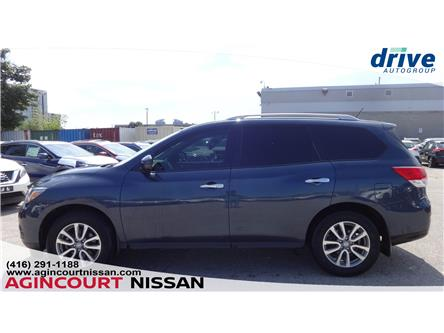 2016 Nissan Pathfinder SV (Stk: KC584447A) in Scarborough - Image 2 of 21