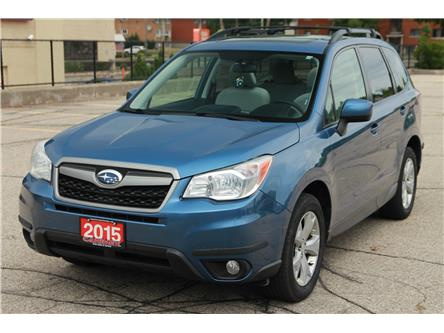 2015 Subaru Forester 2.5i Touring Package (Stk: 1907322) in Waterloo - Image 1 of 26