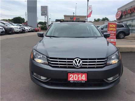 2014 Volkswagen Passat 2.0 TDI Highline (Stk: P0093) in Milton - Image 2 of 19