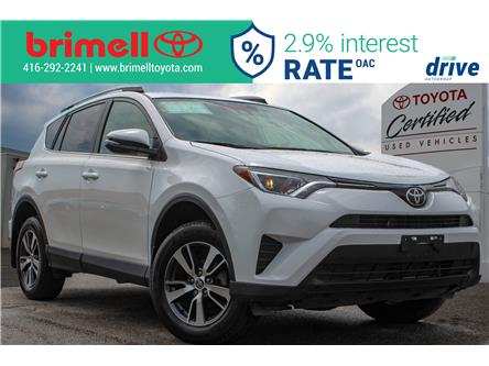 2018 Toyota RAV4 LE (Stk: 9910R) in Scarborough - Image 1 of 26