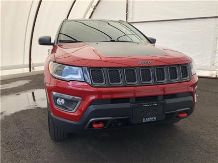 2017 Jeep Compass Trailhawk (Stk: 16284A) in Thunder Bay - Image 1 of 14
