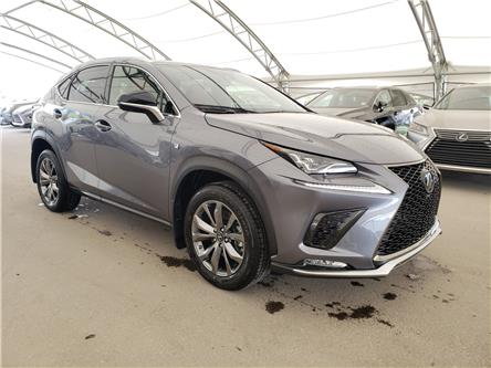 2020 Lexus NX 300 Base (Stk: L20025) in Calgary - Image 1 of 6
