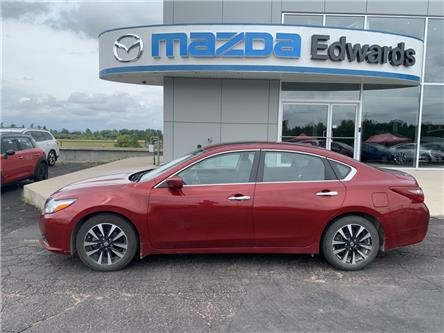 2018 Nissan Altima 2.5 SV (Stk: 21937) in Pembroke - Image 1 of 11