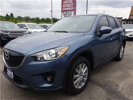 2015 Mazda CX-5 GS (Stk: 517800) in Cambridge - Image 1 of 15