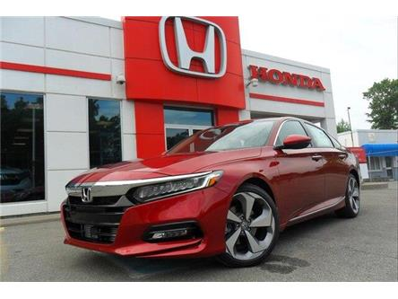 2019 Honda Accord Touring 1.5T (Stk: 10563) in Brockville - Image 1 of 26