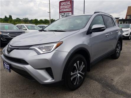2017 Toyota RAV4 LE (Stk: 590870) in Cambridge - Image 1 of 24