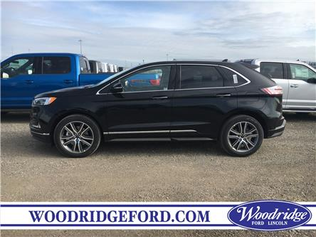 2019 Ford Edge Titanium (Stk: K-2678) in Calgary - Image 2 of 5
