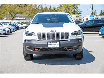 2019 Jeep Cherokee Trailhawk (Stk: P9032) in Vancouver - Image 2 of 30